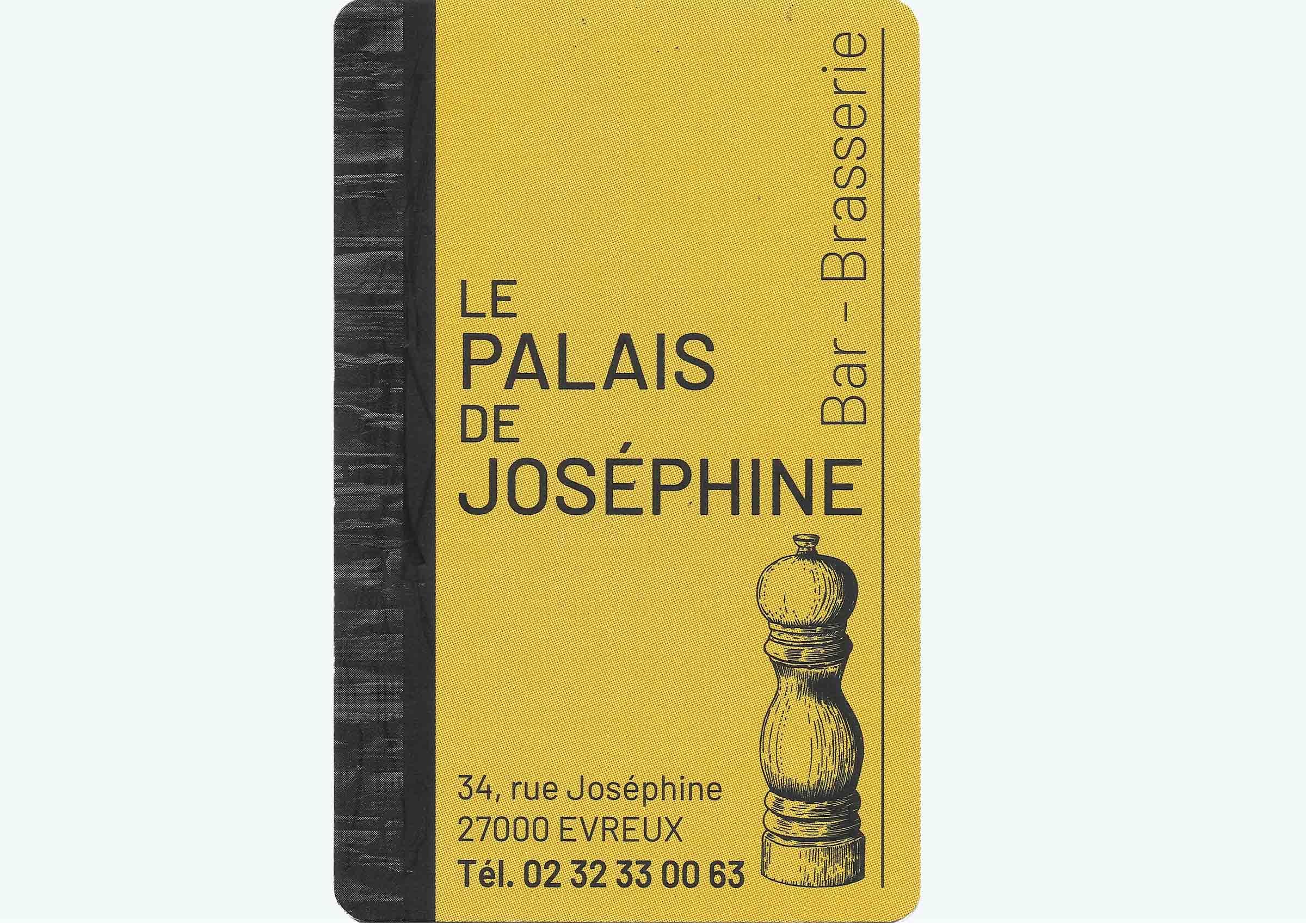 le palais de josephine