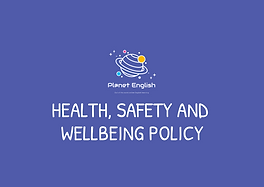 Health, Safety and Wellbeing Policy Thumbnail