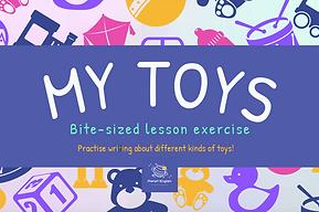My toys activity thumbnail