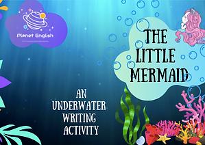 The Little Mermaid reading activity thumbnail