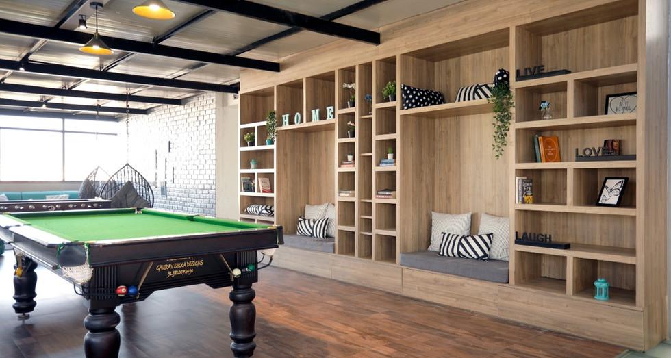 A game of pool anyone?