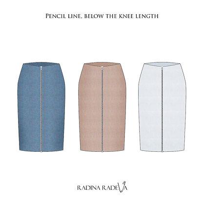 BUILD YOUR OWN Organic Reverible Skirt