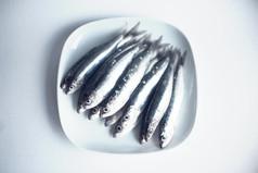 Smashed Sardines