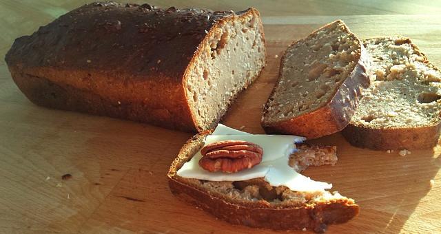 Gluten & Dairy Free Banana Bread