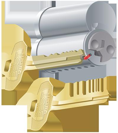 Broward locks