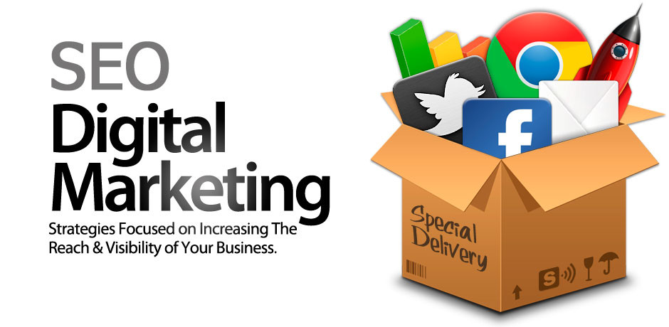 Digital Online Marketing & SEO Companies