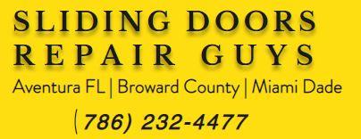 Sliding Glass Door Repair Broward County