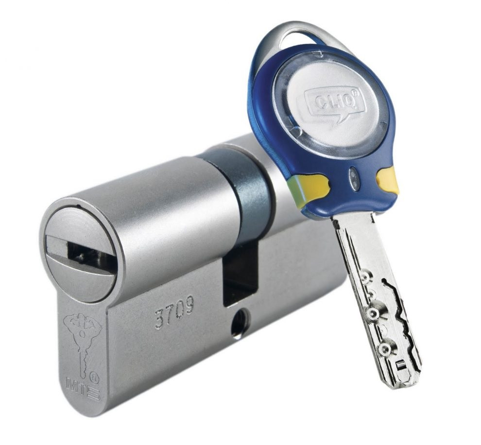 High Security Lock and Key