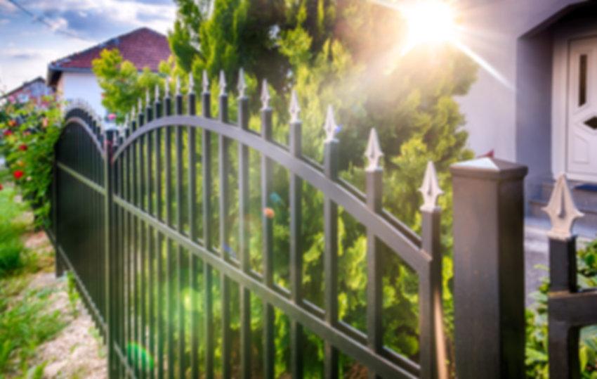Custom Metal Fences | South Florida | Fences 3D Design