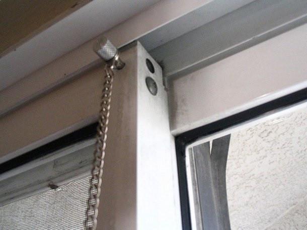 Sliding Glass Doors Security - Pin