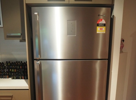 Hot Temperatures and Refrigerator Repair
