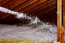 attic Spray insulation Broward County