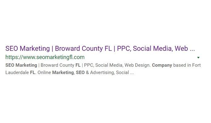 SEO Services | Florida | SEO Marketing FL