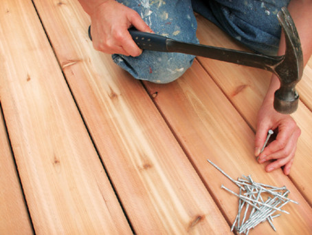 Expert Deck Installation and Service