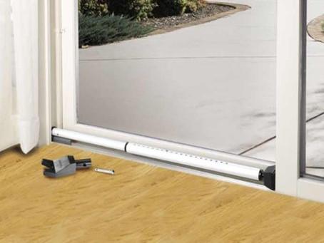Sliding Glass Doors Security