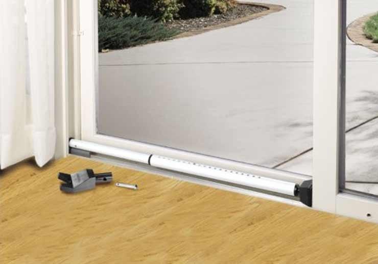 Sliding Glass Doors Security - Bar