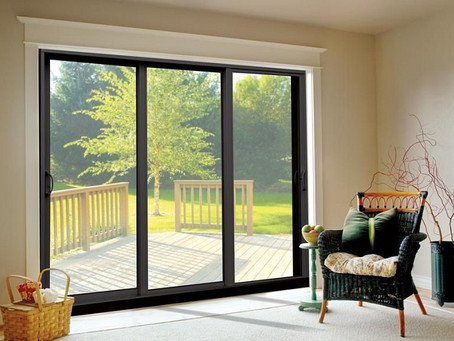 Sliding Glass Doors Maintenance