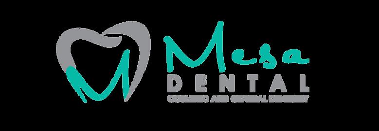 Mesa Dental Las vegas logo