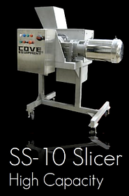 SS-10 Meat Slicer High Capacity