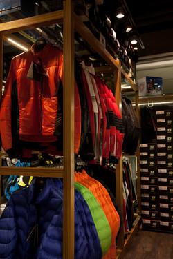 Ski apparels