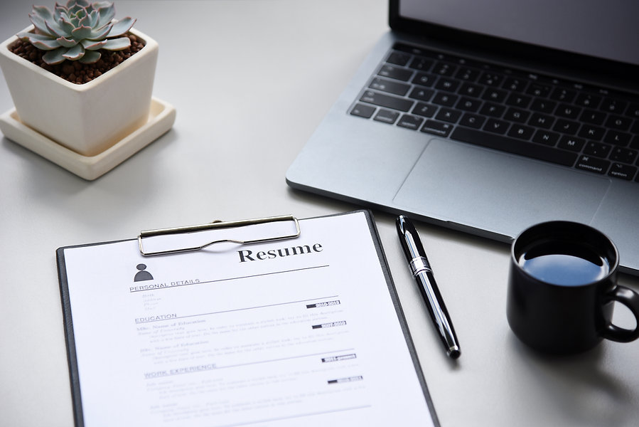 Fake your resume