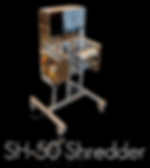 SH-50 Meat Shredder