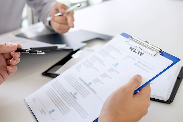 Fabricate your resume with fake but verifiable references and credentials