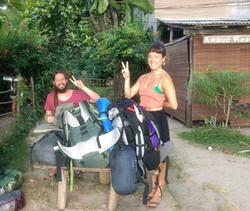 Clientes camping Airumã