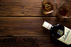 Whisky ballantines