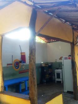 cozinha camping