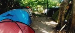 Áreas de barraca