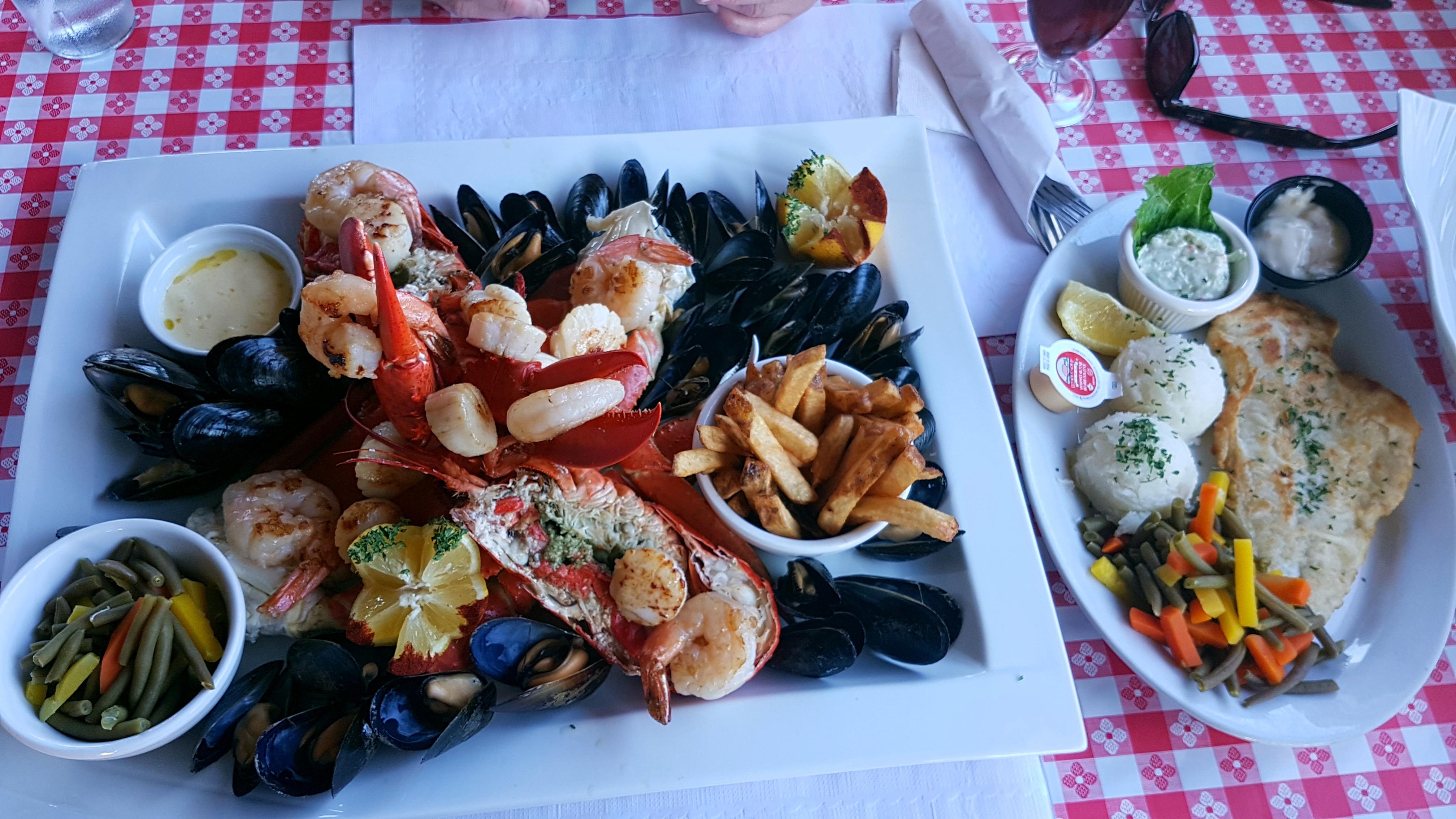 FRESH Seafood!!