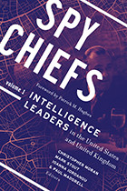 NEW: Book Review - Spy Chiefs Volume 1