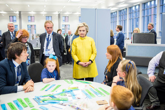 Out of the Shadows Report and Hillary Clinton's Visit