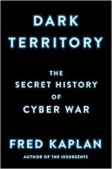 Book Review: Darke Territory by Fred Kaplan