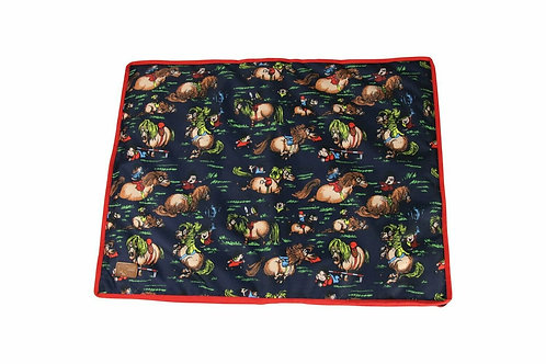 Benji & Flo Thelwell Collection Dog Bed