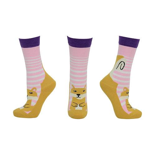 HyFASHION Mr Foxy Socks