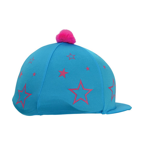 Hy Equestrian Super Starz Hat Cover