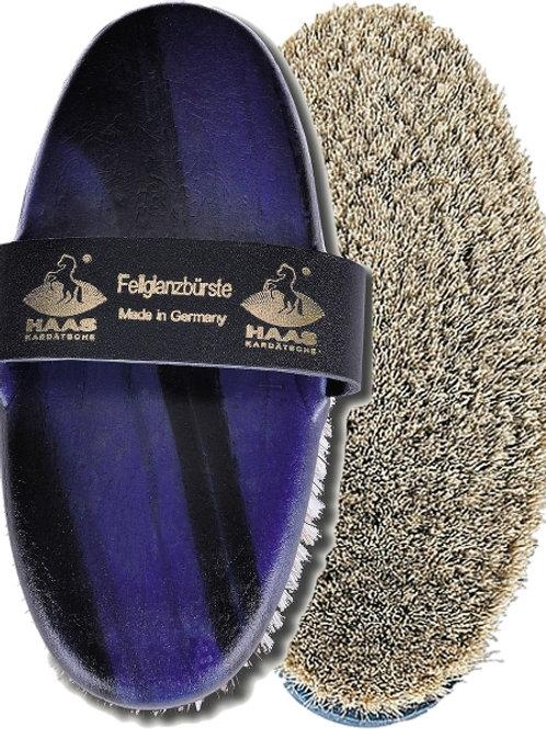 Haas Fellglanz Soft Horse Hair Brush