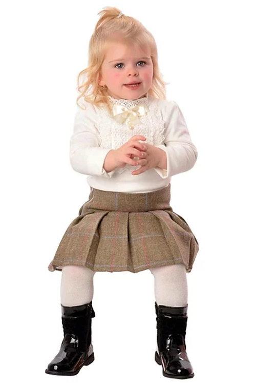 The Sandringham Skirt - Nuthatch