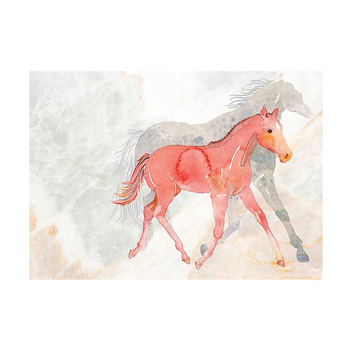 Deckled Edge A4 Watercolour Art Prints