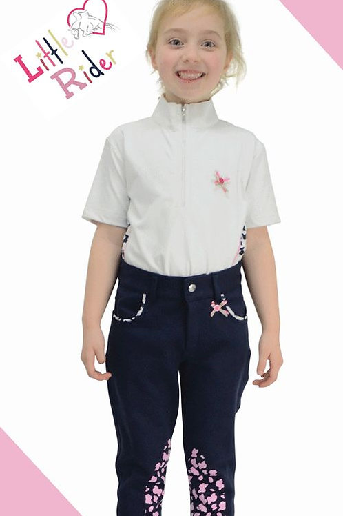 Molly Moo Show Shirt by Little Rider
