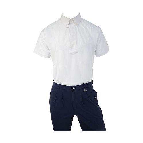 HyFASHION Hadleigh Men's Short Sleeved Tie Shirt