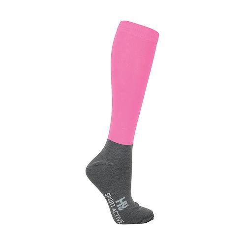HyFASHION Sport Active Riding Socks (Single Pack)