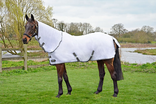 StormX Original Warrior Detachable Neck Fly Rug