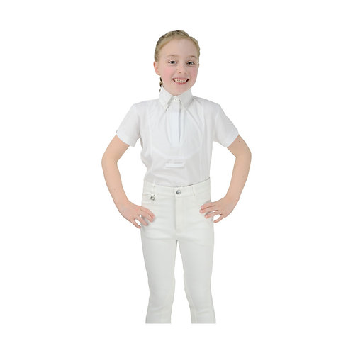 HyFASHION Children's Tilbury Short Sleeved Shirt