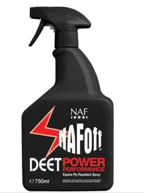NAF OFF DEET POWER 750ml