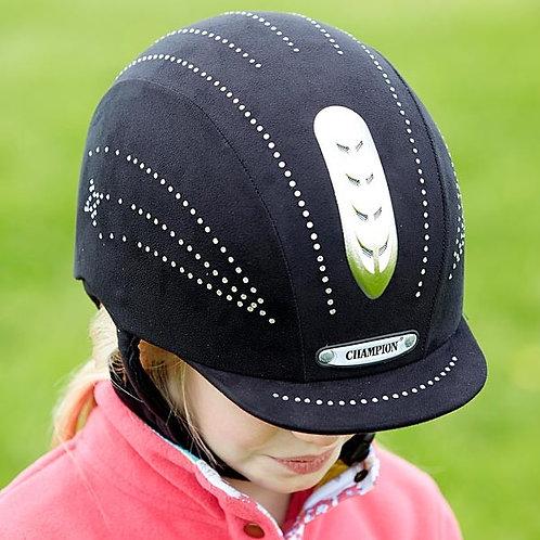Junior X Air Star Plus riding hat