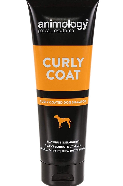 Animology Curly Coat Shampoo