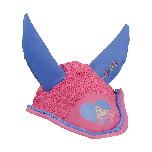 Little Rider Star in Show Fly Veil